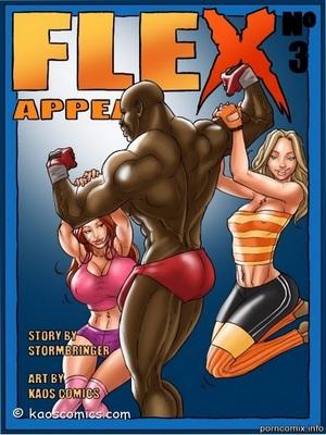 Flex Appeal 3 8muses Interracial Comics