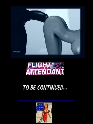 8muses Interracial Comics Flight Attendant- Black jocks huge cocks image 10