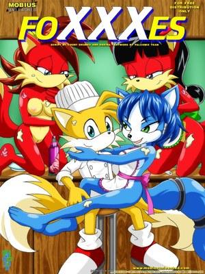 FoXXXes- PalComix 8muses Furry Comics