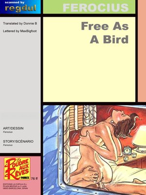 Free As A Bird- Ferocius 8muses Adult Comics