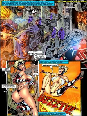 8muses Porncomics Freedom Stars- Cream Of The Crop image 19