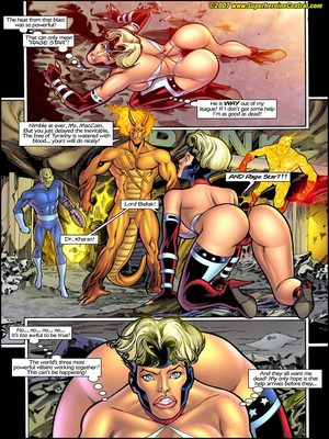 8muses Porncomics Freedom Stars- Cream Of The Crop image 20