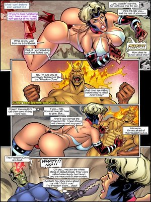 8muses Porncomics Freedom Stars- Cream Of The Crop image 25