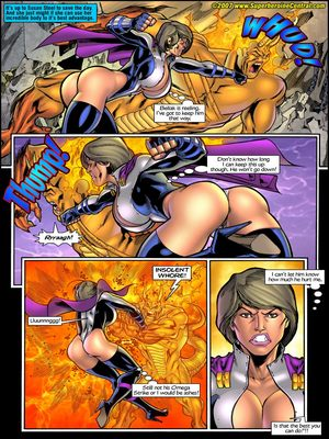 8muses Porncomics Freedom Stars- Cream Of The Crop image 34