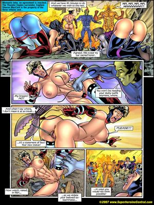 8muses Porncomics Freedom Stars- Cream Of The Crop image 38
