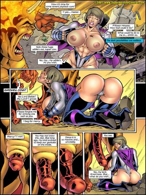 8muses Porncomics Freedom Stars- Cream Of The Crop image 39