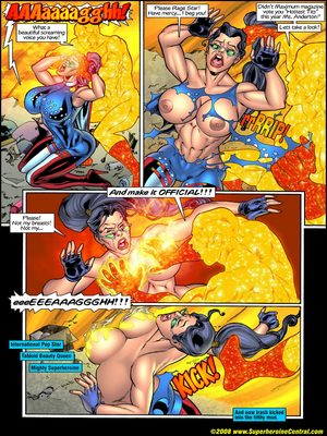 8muses Porncomics Freedom Stars- Cream Of The Crop image 41