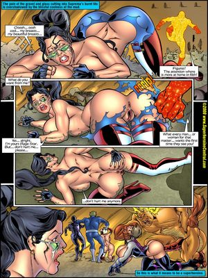 8muses Porncomics Freedom Stars- Cream Of The Crop image 42