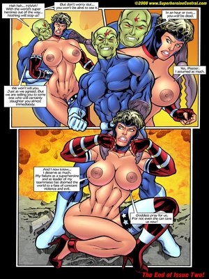 8muses Porncomics Freedom Stars- Cream Of The Crop image 73