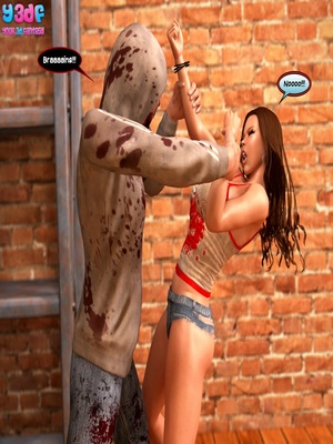 8muses Y3DF Comics Fucking Dead 3- Y3DF image 17