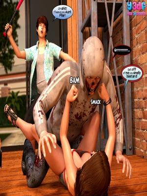 8muses Y3DF Comics Fucking Dead 3- Y3DF image 18