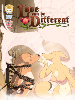 Furry- Love Can Be Different 8muses Furry Comics