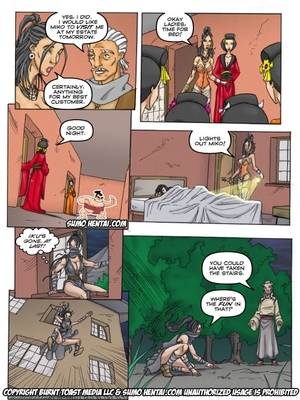 8muses Hentai-Manga Geisha Chronicles- Sumo Hentai image 09