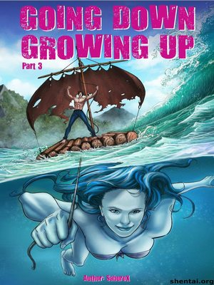 Giant- Going Down Growing Up 3 8muses Adult Comics