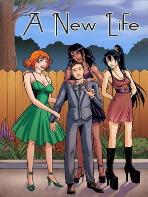 Giantess Club – New Life 1-2 8muses Porncomics