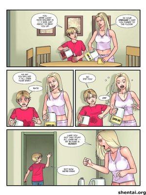 Порно комиксы про супергероев