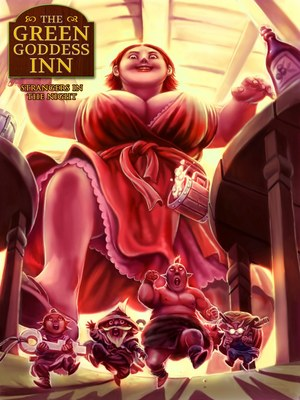 Giantessfan- The Green Goddess INN 2 8muses Adult Comics