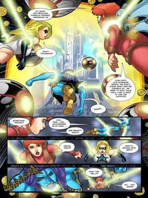 8muses Porncomics Giantness- Power Patrol 03 image 12