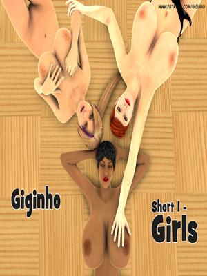 Giginho- Short 1- Girls 8muses 3D Porn Comics