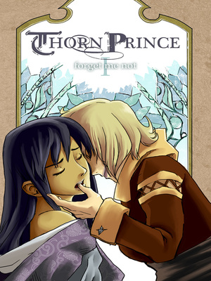 GlanceRevivere- Thorn Prince 1- Forget Me Not 8muses Adult Comics