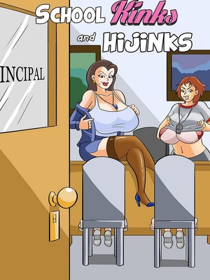 Glassfish- School Kinks and Hijinks 8muses Adult Comics