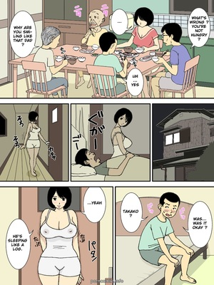 8muses Hentai-Manga Grandfather and Big-Breasted Bride image 10