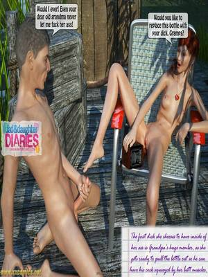 8muses 3D Porn Comics Grandpa + Granddaughter 03 image 51