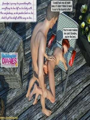 8muses 3D Porn Comics Grandpa + Granddaughter 03 image 55