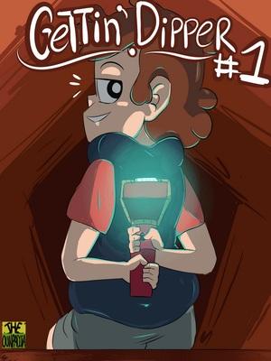 Gravity Falls- Gettinu00b4Dipper 8muses Adult Comics