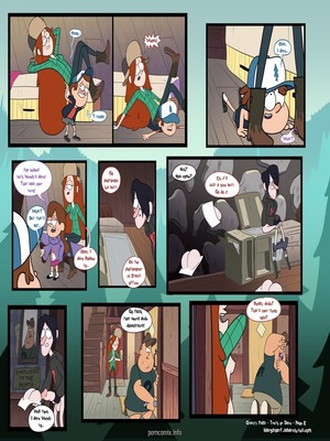 8muses Adult Comics Gravity falls- Truth or dare image 03