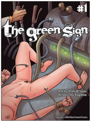 Green Sign 01- Mind Control 8muses Adult Comics