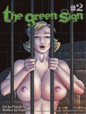 Green Sign 02- Mind Control 8muses Adult Comics