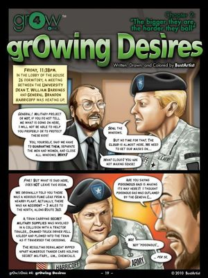 GrOw4- Growing Desire 8muses Adult Comics