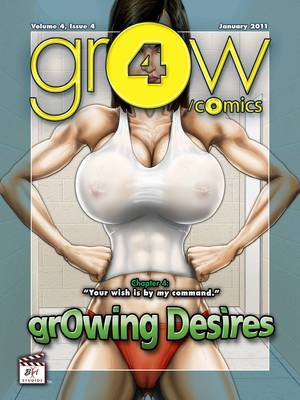 Growing Desires- grOw 4.4 8muses Adult Comics