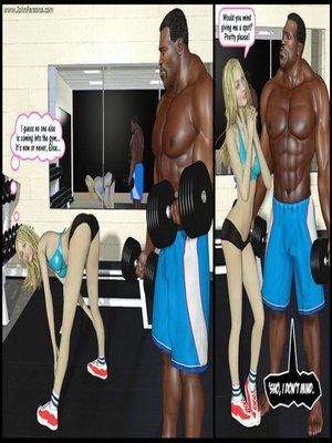 Gym Fuck- Darklord 8muses Porncomics