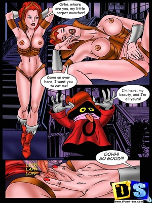 He-Man- Fucking Monsters 8muses Adult Comics