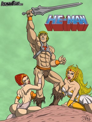 He-Man-Masters of the Universe 8muses Porncomics