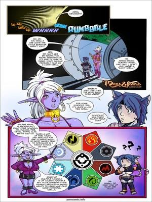 8muses Adult Comics Heavy Metal- Mana World image 03