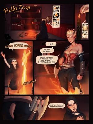 Hella Trap- InCase 8muses Adult Comics