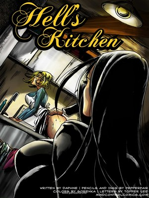 Hells Kitchens- Mind Control 8muses Adult Comics