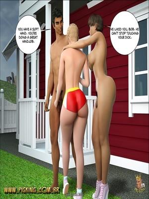 8muses 3D Porn Comics Help Me 2- Pig King image 21