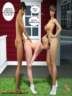 8muses 3D Porn Comics Help Me 2- Pig King image 29