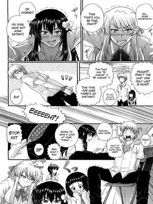 8muses Hentai-Manga Hentai- Eh-Ken!-Movie Study Club image 10