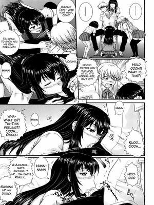 8muses Hentai-Manga Hentai- Eh-Ken!-Movie Study Club image 11