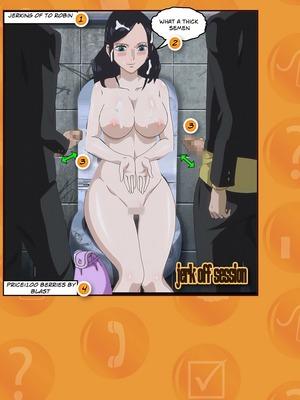 8muses Hentai-Manga Hentai- Nami & Robin Loose virginity image 11