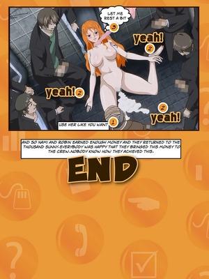 8muses Hentai-Manga Hentai- Nami & Robin Loose virginity image 14