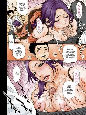 8muses Hentai-Manga Hentai- Overprotective Mama image 02
