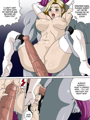 8muses Hentai-Manga Hentai- Sacrifice of the Beast image 12