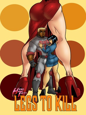 Hero Tales #1- Legs to Kill 8muses Interracial Comics