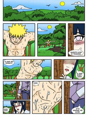 Hinata – Help him train(Naruto) 8muses Hentai-Manga